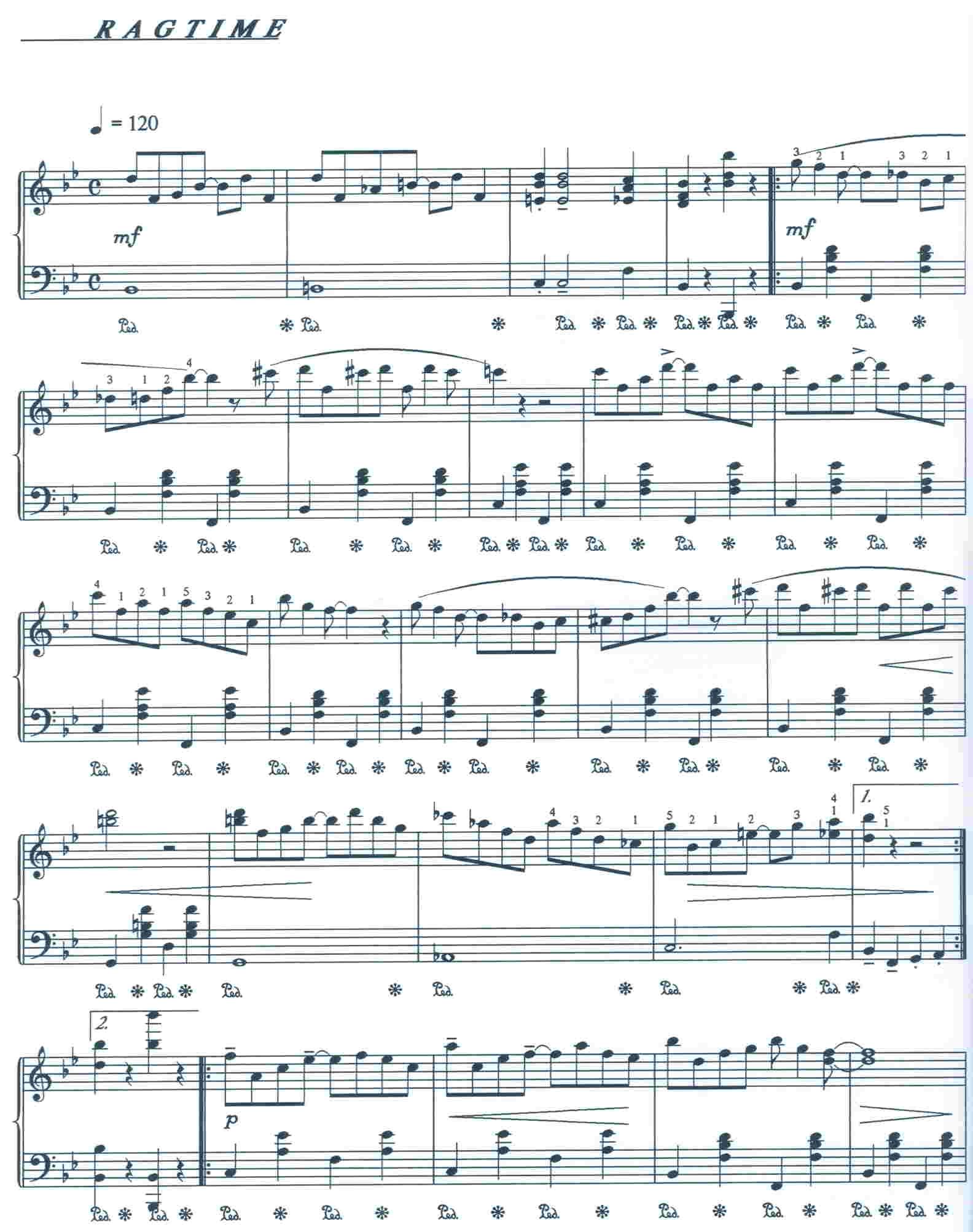 piano-album-t-vaclav-riha-jazz-piano-solos-klavir eNoty eu