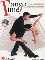 TANGO TIME ! for Accordion + CD