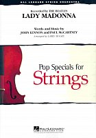 LADY MADONNA (THE BEATLES) - string orchestra