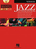 Essential Elements - JAZZ STANDARDS + CD / rytmická sekce (klavír, kytara, basa, bicí)