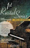 1st RECITAL SERIES  alto sax - piano accompaniment