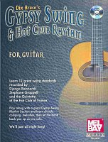 Gypsy Swing & Hot Club Rhythm for Guitar + CD    guitar & tab