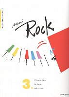 Mini ROCK 3 - 17 easy rock pieces for 1 piano 6 hands