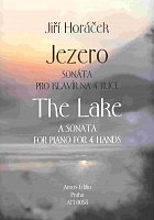 The Lake by Jiri Horacek - a sonata for piano for 4 hands