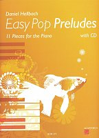 Easy Pop Preludes + CD / 11 Pieces for the Piano