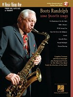 Boots Randolph - Some Favorite Songs + Audio Online // alto / tenor saxophone (trumpet)