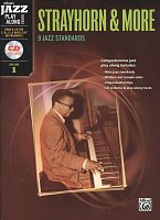 Alfred Jazz Play Along 1 - STRAYHORN & MORE + CD / all instruments