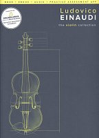 EINAUDI: The Violin Collection + Audio Online / violin + piano