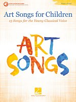 Art Songs for Children + Audio Online