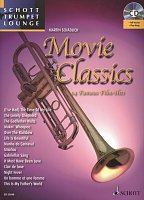 MOVIE CLASSICS + CD / trumpet + piano