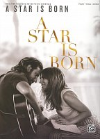 A Star is Born - music from the movie // piano / vocal / guitar
