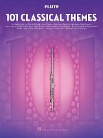 101 Classical Themes for Flute / příčná flétna