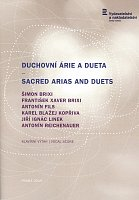 Sacred Arias and Duets / vocal + piano
