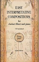 EASY INTERPRETATIVE COMPOSITIONS  piano accompaniment