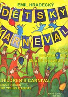 Children´s Carnival by Emil Hradecky - dance pieces for young pianists