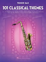 101 Classical Themes for Tenor Sax / tenorový saxofon