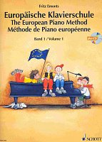 The European Piano Method v.1  +  CD