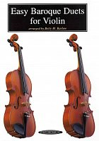 Easy Baroque Duets for Violin / dueta pro housle