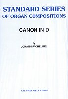 Canon in D by J.Pachelbel - organ (varhany)
