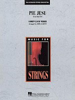 Pie Jesu (from Requiem) - Music for Strings - Score & Parts