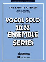 The Lady is a Tramp - Vocal Solo with Jazz Ensemble - partitura a party