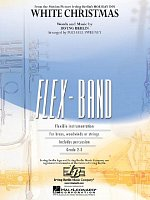 FLEX-BAND - WHITE CHRISTMAS / score & parts