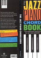 Jazz Piano Chord Book - the essential resource for all jazz pianists
