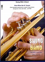 SWING WITH A BAND + CD / trumpet