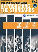APPROACHING THE STANDARDS + CD v2       rhythm section / conductor