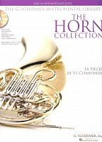 THE HORN COLLECTION (easy - intermediate) + Audio Online /  f horn + piano