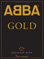 ABBA GOLD - GREATEST HITS   klavír/zpěv/kytara