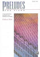 PRELUDES FOR PIANO 2 by Catherine Rollin