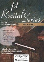 1st RECITAL SERIES  f horn - piano accompaniment