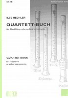 QUARTET-BOOK for recorders (SATB) or other same tune instruments