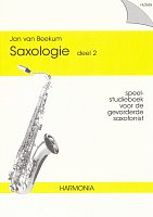 Saxologie 2 - school for advanced saxophonists