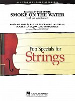 SMOKE ON THE WATER (DEEP PURPLE) - Pop Specials for Strings - Score & Parts