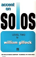 Accent on Solos by William Gillock - Level 2