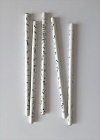 White Music Notes Pencil