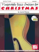 Fingerstyle Jazz Images for Christmas + CD