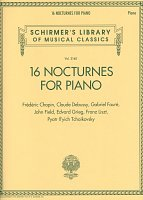 16 NOCTURNES FOR PIANO / klavír