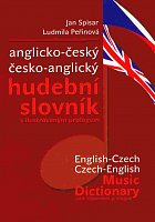 MUSIC DICTIONARY - english-czech & czech-english