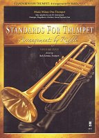 Standards for Trumpet 5 + CD / trumpet, clarinet, tenor (soprano) sax
