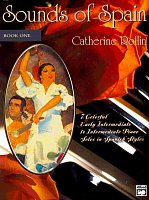 Sounds of Spain 1 by Catherine Rollin       piano