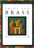 TRIOS FOR BRASS for music school (2x trumpet, 1x trombone)