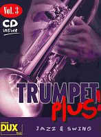TRUMPET PLUS !  vol. 3 + CD