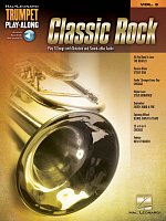 Trumpet Play-Along 3 - CLASSIC ROCK + Audio online