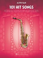 101 Hit Songs for Alto Sax / altový saxofon