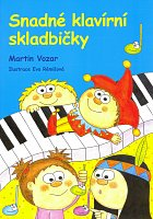 Easy Little Piano Pieces by Martin Vozar