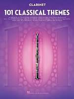 101 Classical Themes for Clarinet / klarinet