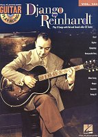 Guitar Play Along 144 - DJANGO REINHARDT + CD